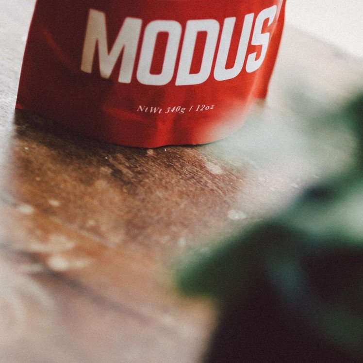 Modus Coffee Packaging