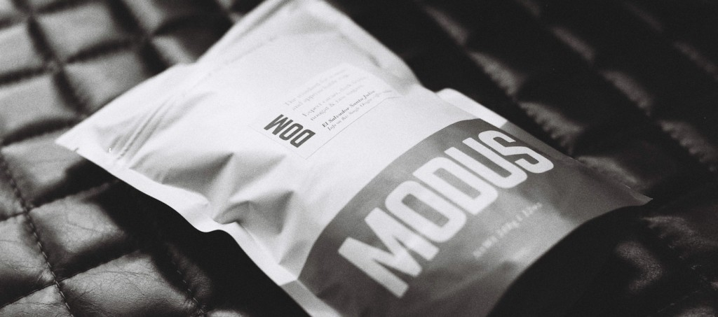 Modus Coffee Offering