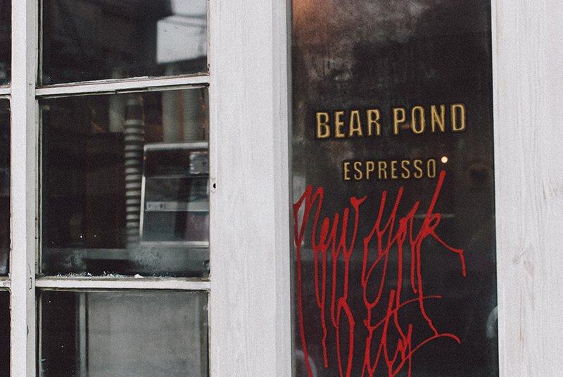 Tokyo Coffee Guide Bear Pond Espresso