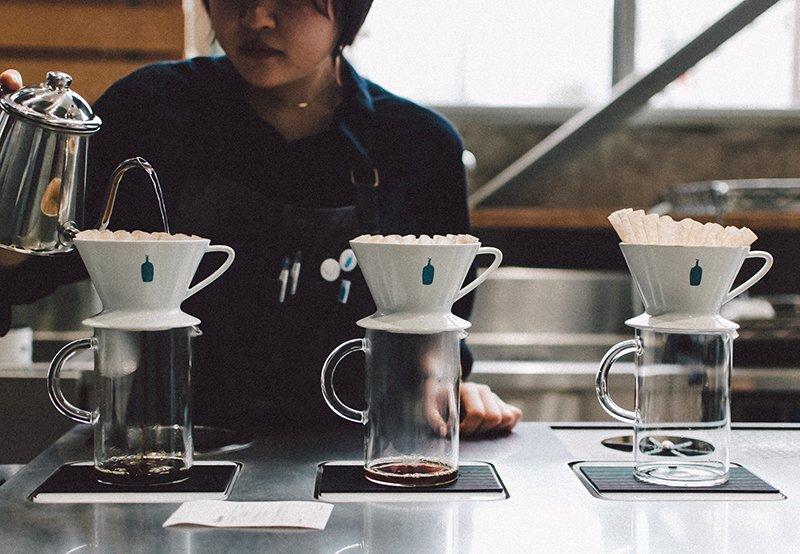 Tokyo Coffee Guide Blue Bottle