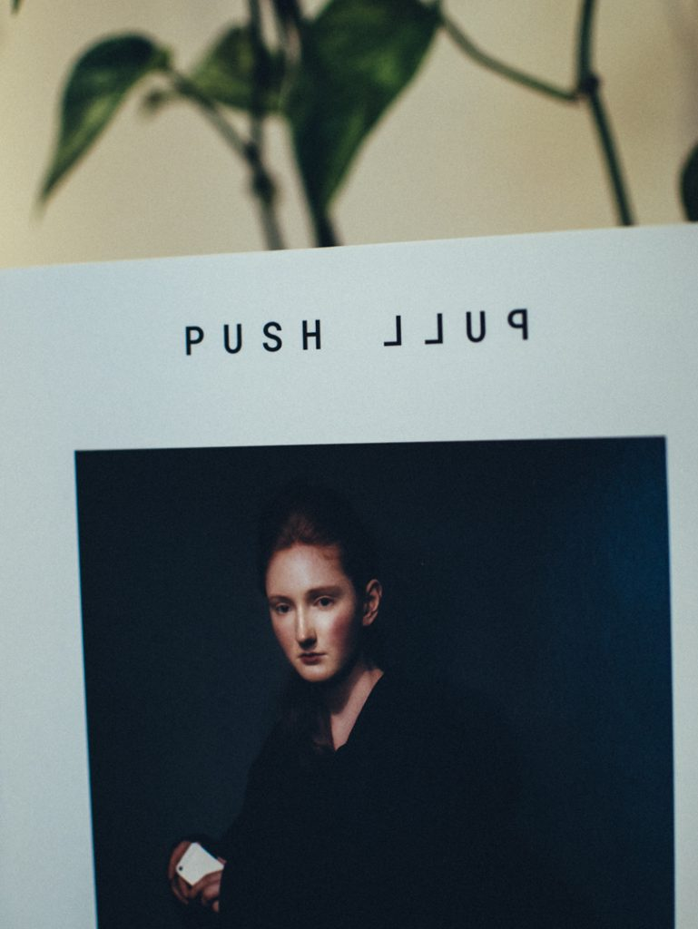 Hyphen magazine Pushpull