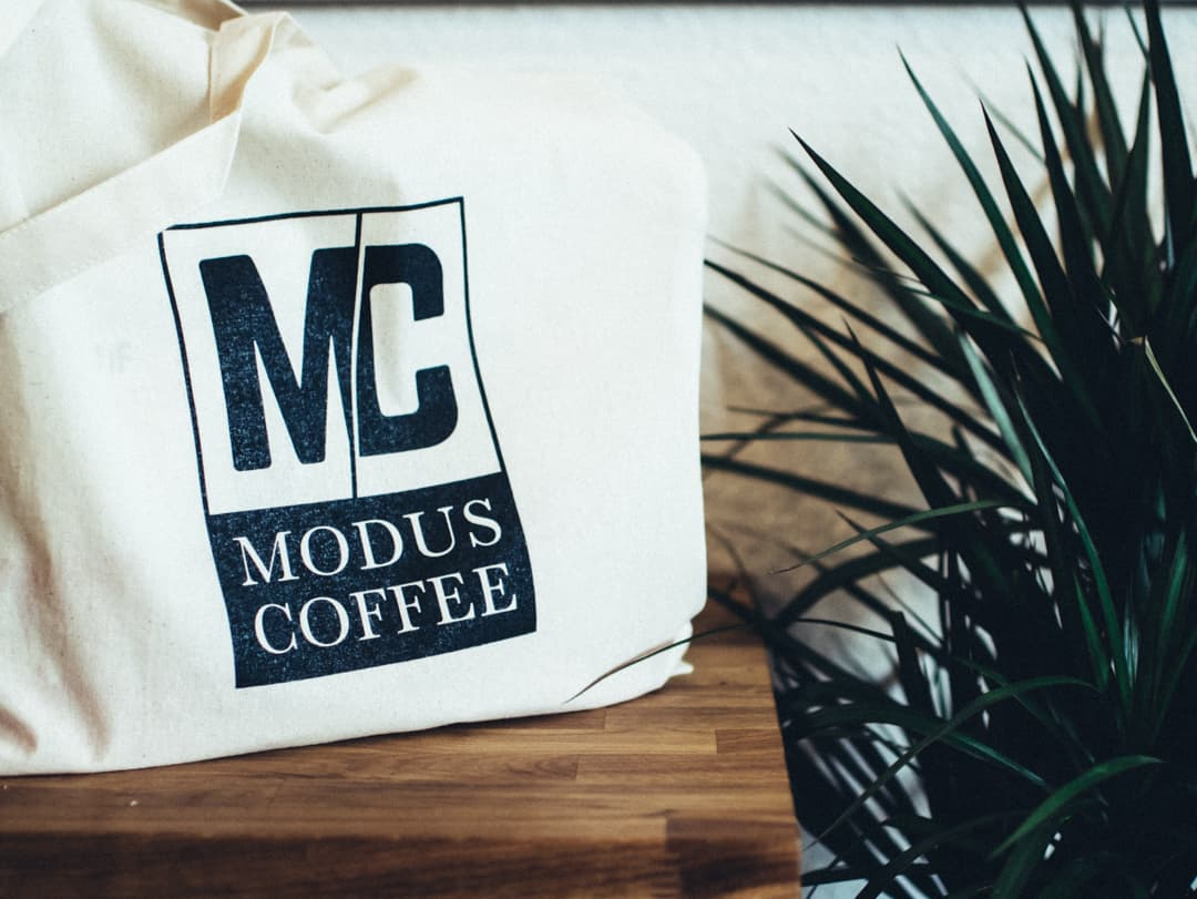 Modus coffee tote