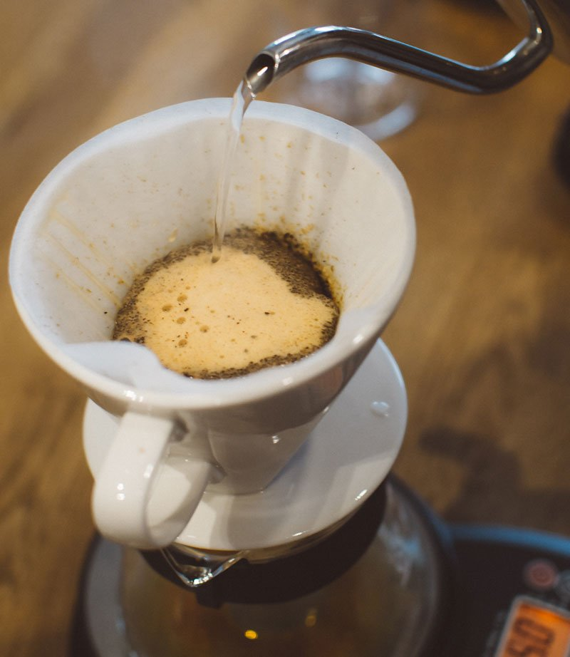 how to brew kalita