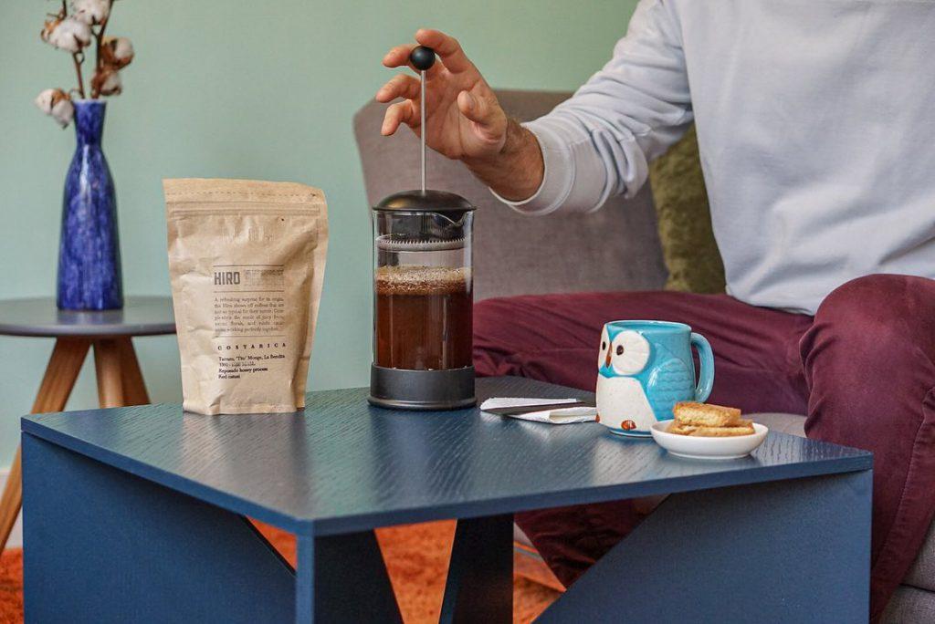 coffee vine subscription